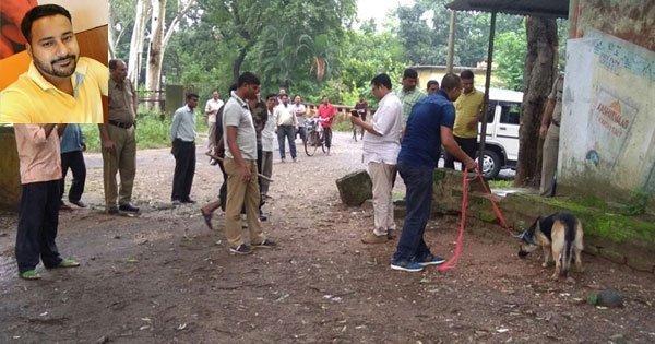 रूपनारायणपुर में युवक की निर्मम हत्या