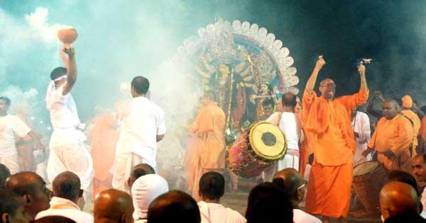 रामकृष्ण मठ की दुर्गा पुजा