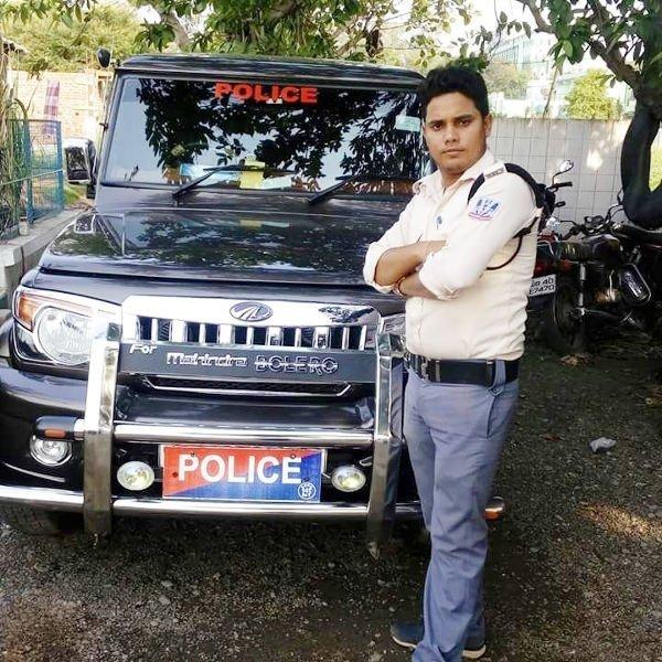 मृतक सीपीभीएफ रवि कुमार सिंह (फाइल फोटो)