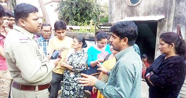 दुर्गापुर कोक ओवेन ,माँ को मारने का लगा आरोप