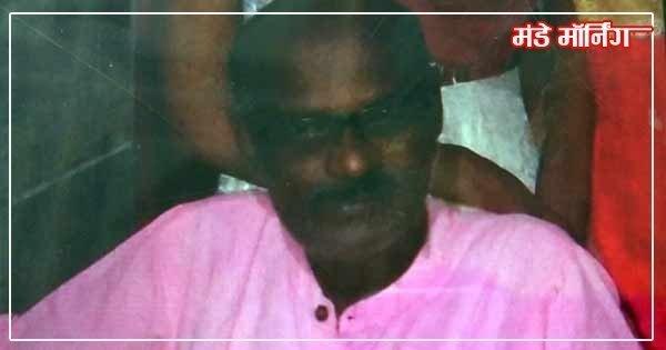 मृतक इसीएल कर्मी मृत्युंजय कुमार