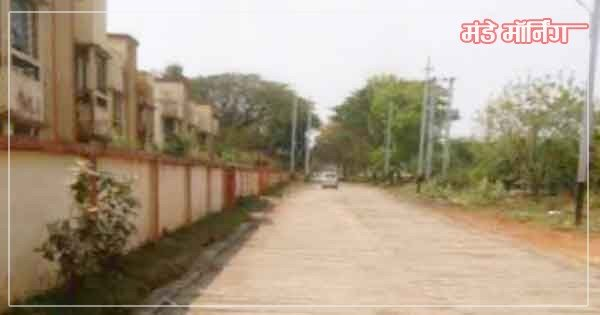 eco-friendly-road-made-from-disposed-concrete-railway-sleepers-eastern railway-asansol division